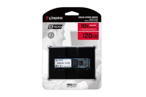 Ổ cứng SSD Kingston 120GB A400 M.2 2280 SATA3 (SA400M8/120G)