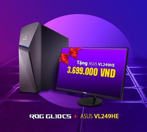 Máy tính để bàn ASUS ROG Strix GL10CS (GL10CS-VN021T)