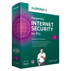 Kaspersky Internet Security 2018 (3 PC) 1 year