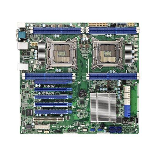Mainboard Asrock Rack EP2C602 - Dual CPU Socket 2011