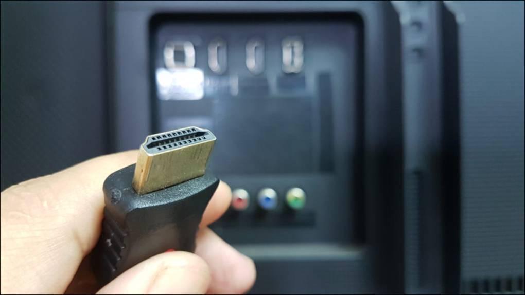 Dây cáp HDMI bị lỗi
