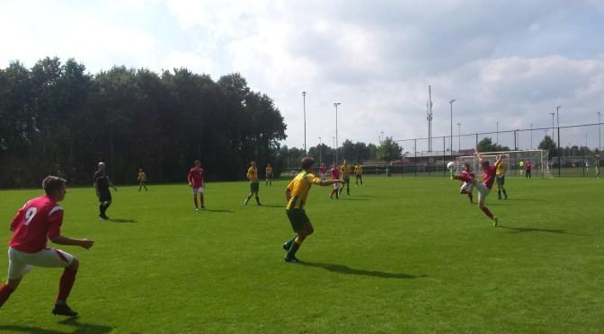 03-09-2016 Sc 't Zand JO19-5 – Rijen JO19-2 (6-2)