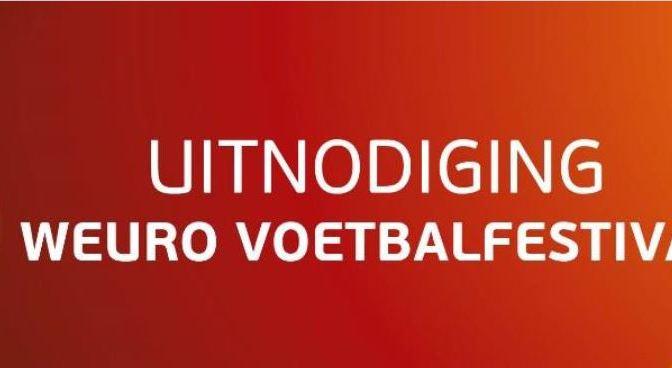 Kom naar het Meidenvoetbalfestival op vrijdag 28 oktober in Tilburg!