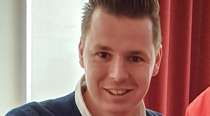 Eric Huigen gaat verder als keepers trainer.