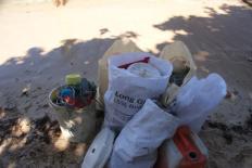 Matava Beach Cleanup Sept 2011
