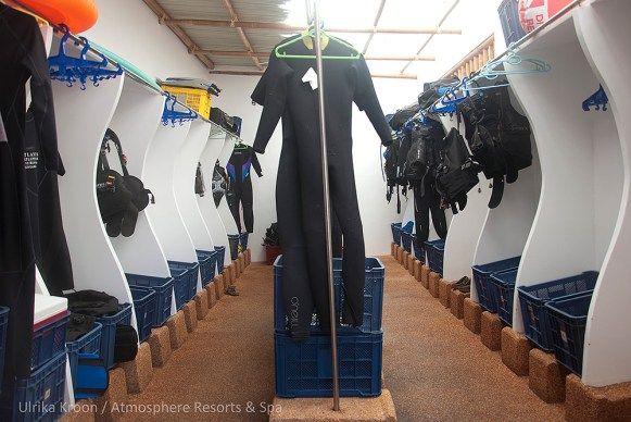 Equipment-room