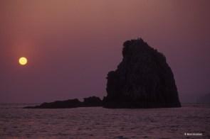 Myanmar waters topside (Credit Mark Strickland)