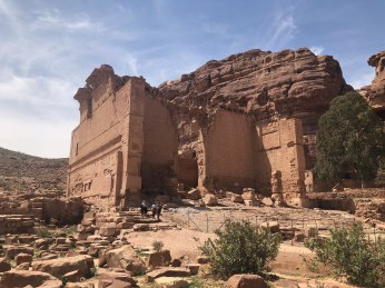 Petra archeological site