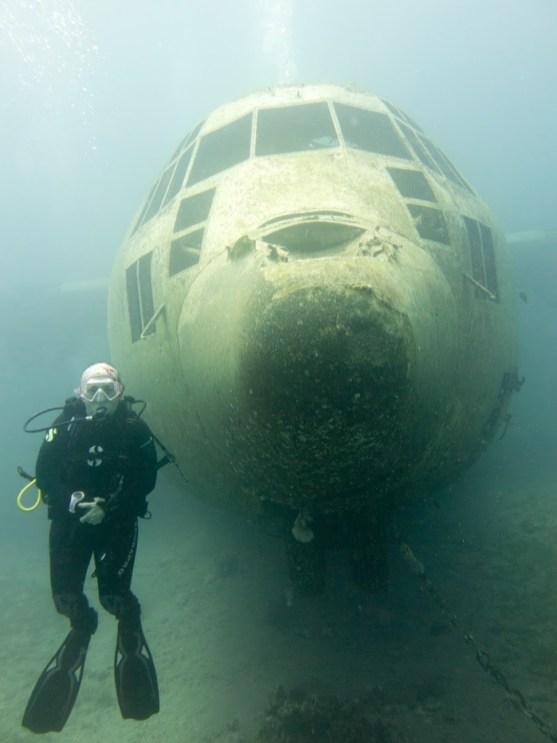 C-130 (Photo credit: Benjamin White)