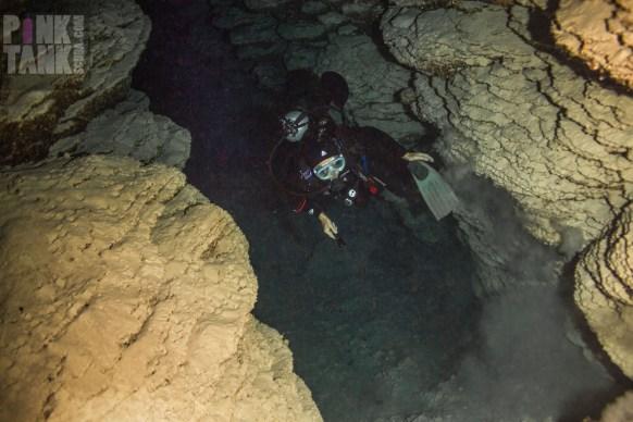 Kastom Shark cave