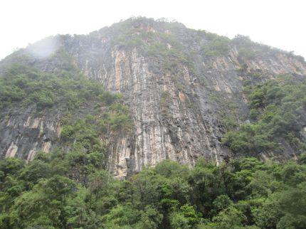 krabi cliffs