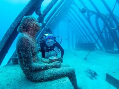 Museum of Underwater Art in Townsville