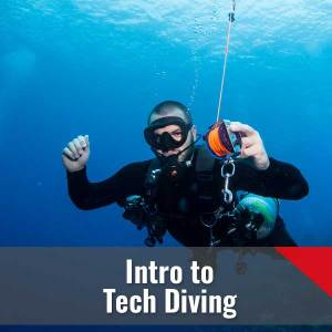 Intro to Technical Diving @ Diver's World