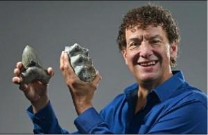 Megatooth Fossil Speaker