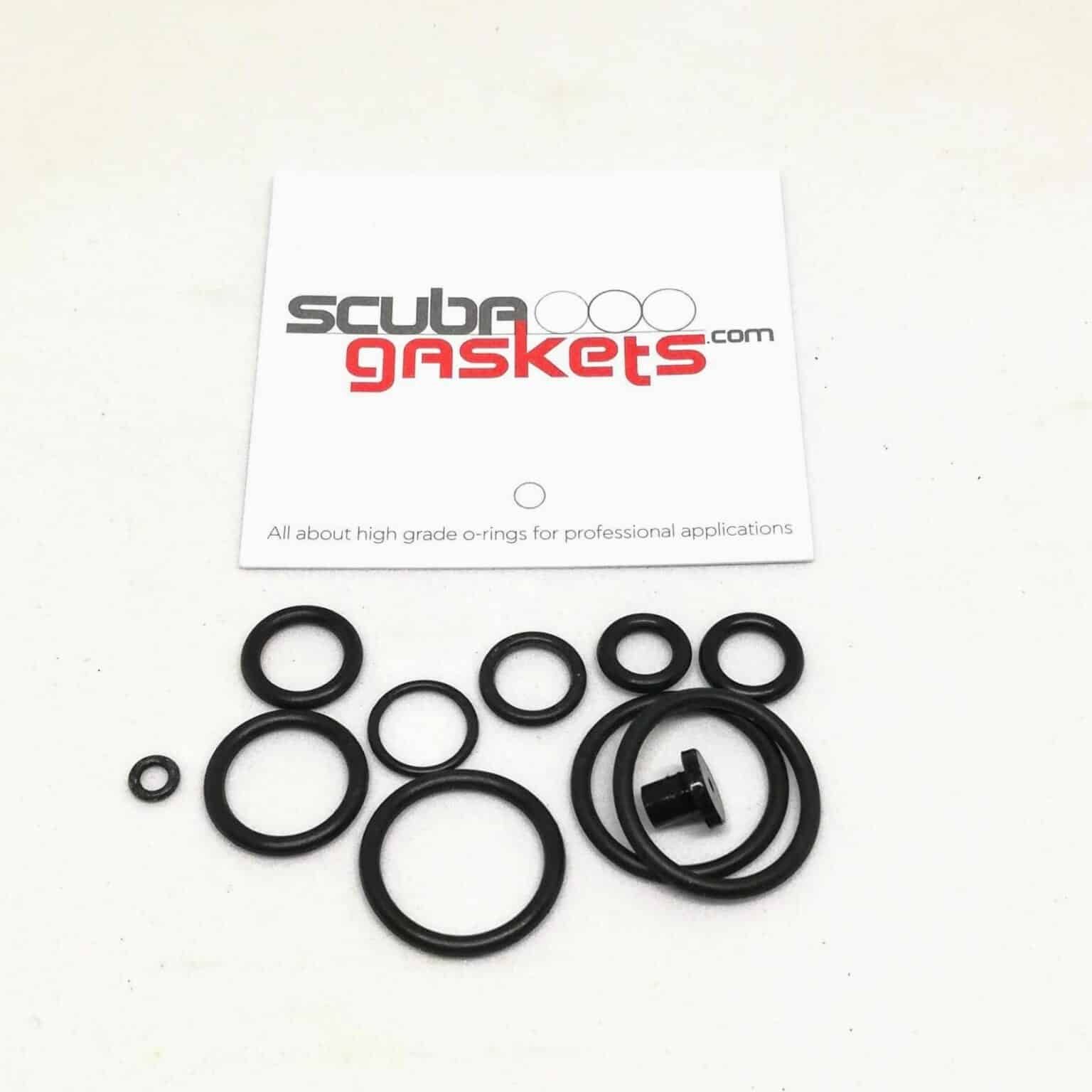 Service kit for Tecline-1st Stage R2 Ice/R2 Ice /R2 Tec