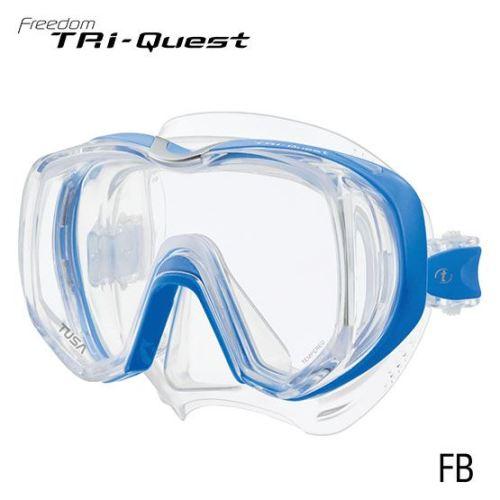Tusa freedom tri-quest maske
