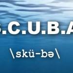 What does SCUBA stand for and how did it get its name?