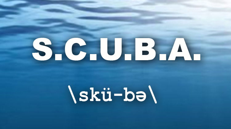 "ba5f72ff664a As a scuba instructor I am often asked ""what does scuba stand for "" The  word ""scuba"" is an acronym for Self-Contained Underwater Breathing  Apparatus."