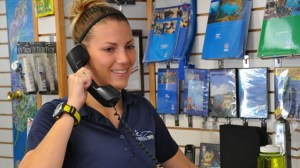 Great dive shops have great customer service