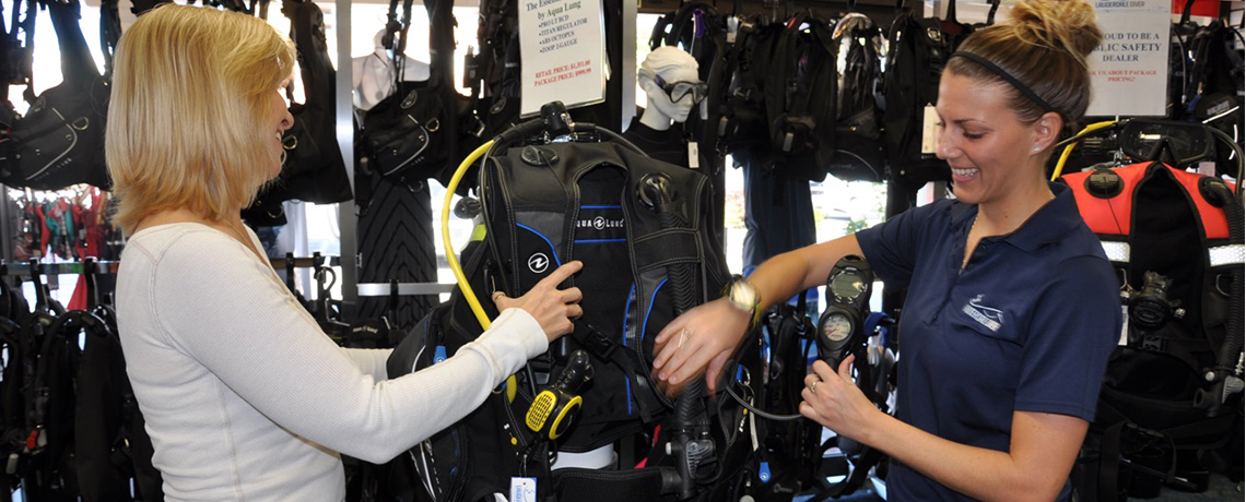 How to Select the Best Dive Shop