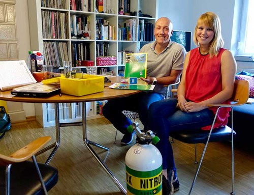 Der Enriched Air Nitrox Kurs