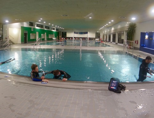 Freediving Training vom 15.01.2017