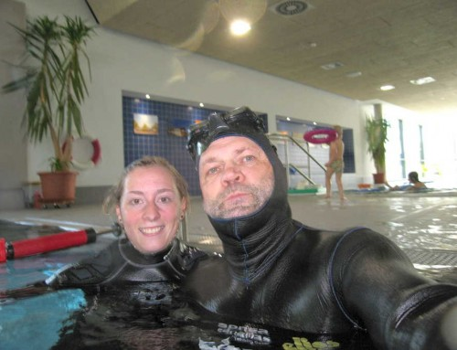 Freediving Basic Kurs mit Babsi