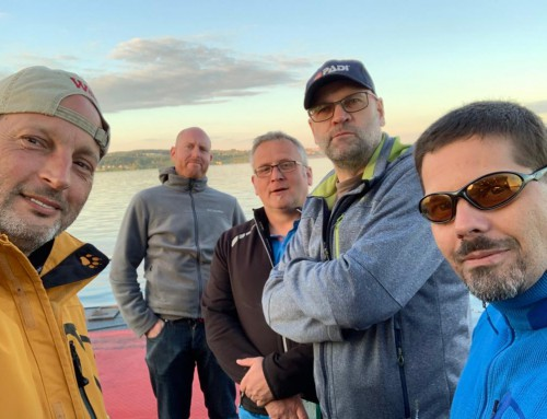 Advanced Open Water am Bodensee