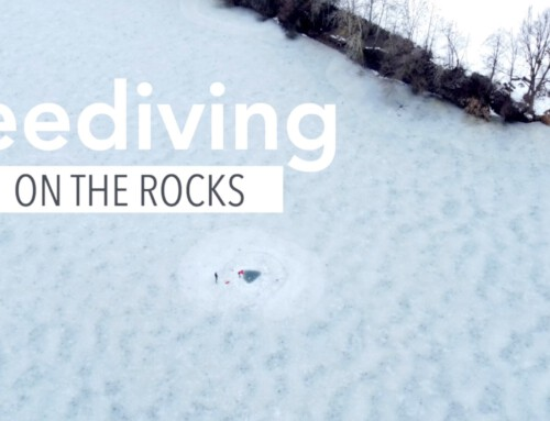 Freediving On The Rocks