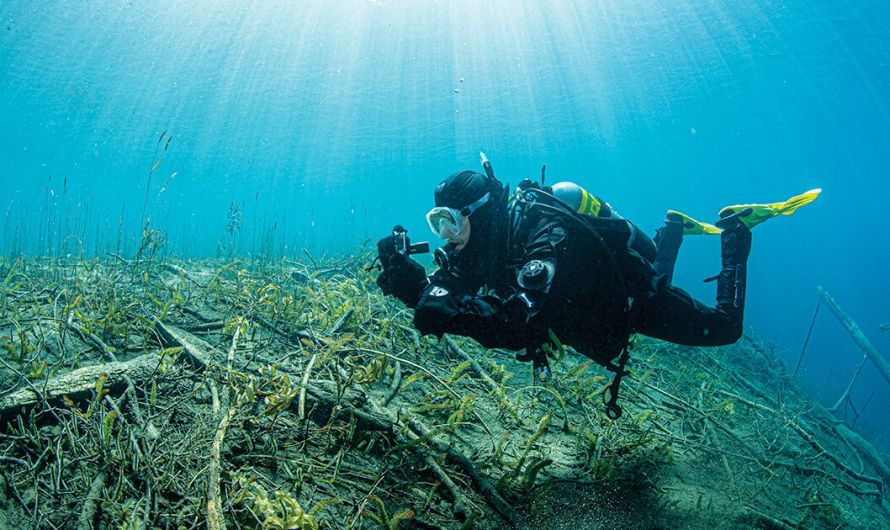 Drysuit Diving Myths, Busted