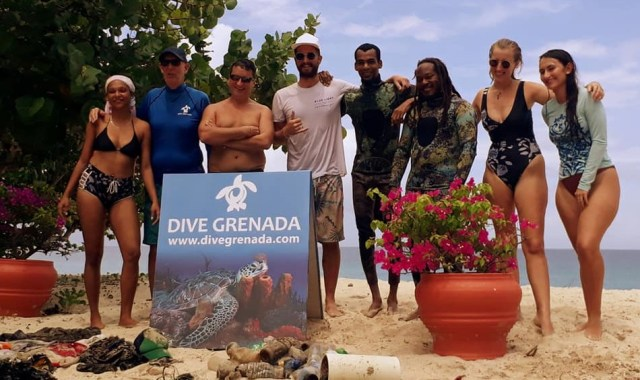 Becoming a Mission Hub: Dive Grenada's Grand Anse Artificial Reef Project