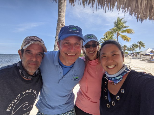 Celebrating Jacques Cousteau's Birthday with his Grandson, Fabien