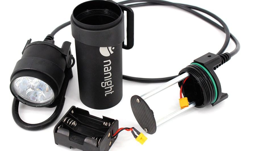 Nanight Micro Tech 2 Canister Light