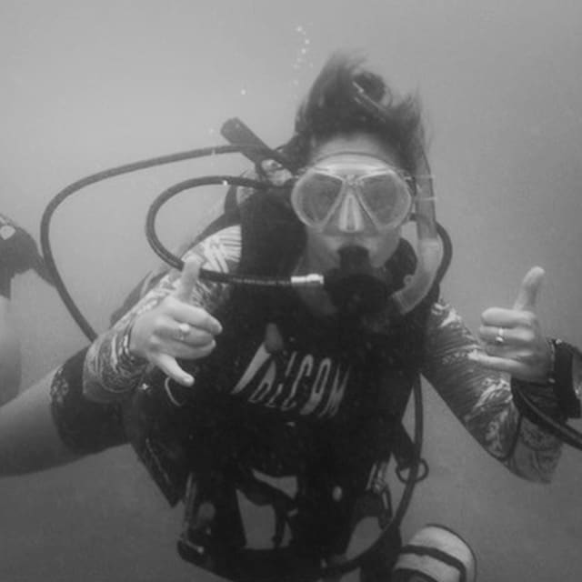Some womens dive day thoughts