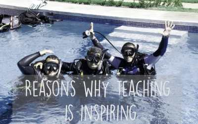 Reasons why teaching is inspiring