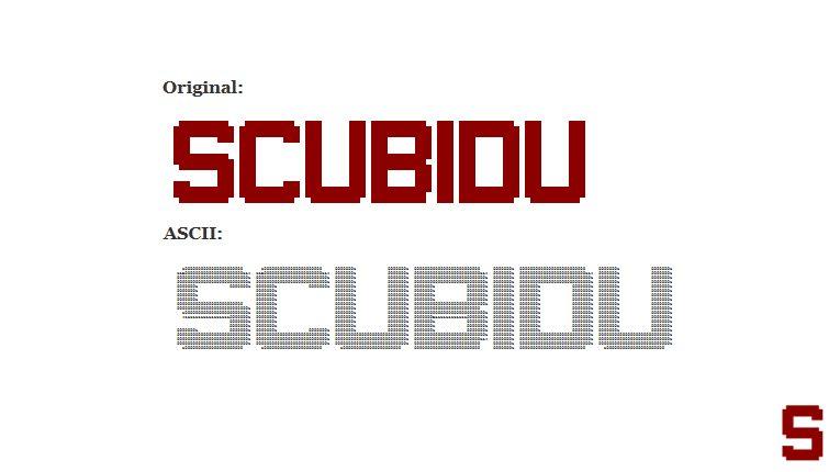 I migliori siti per convertire testo e immagini in ASCII