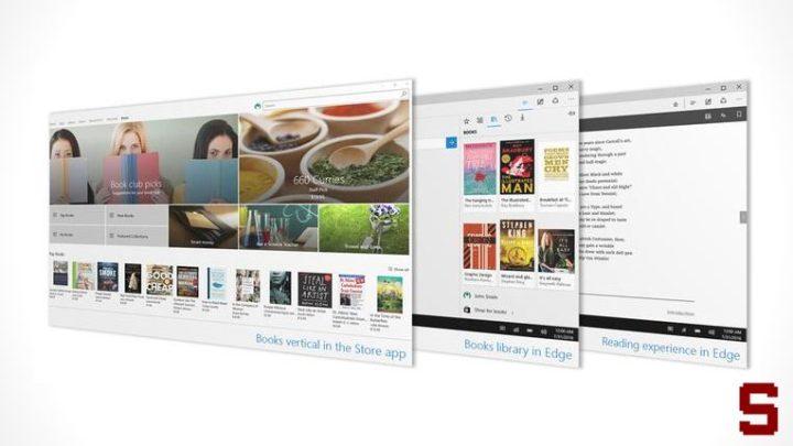 Windows | Ora anche ebook store