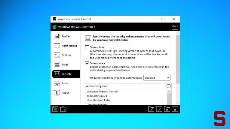 Windows Firewall Control   La gestione di Windows Firewall è ora più semplice