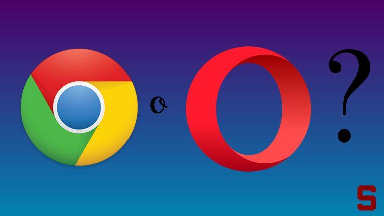 Battaglie   Google Chrome o Opera?