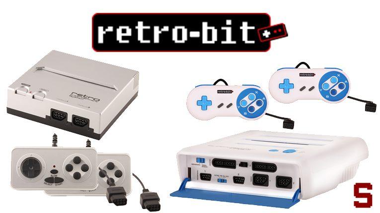 Retro Bit   Console retrò per tutti i gusti