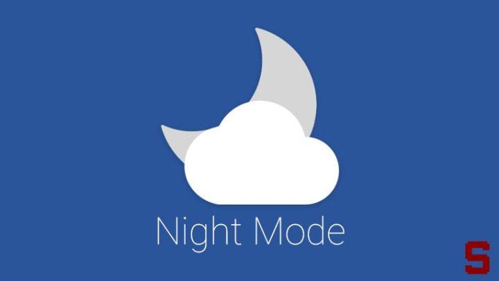 Windows 10, Arriva la modalità notte