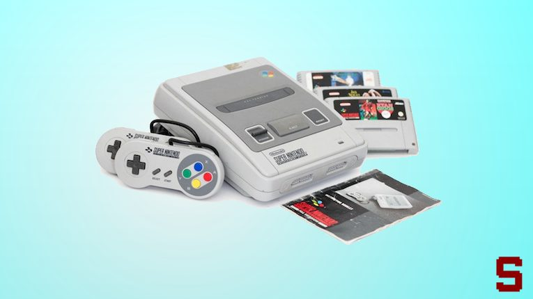 Nintendo | Tornerà il Super Nintendo