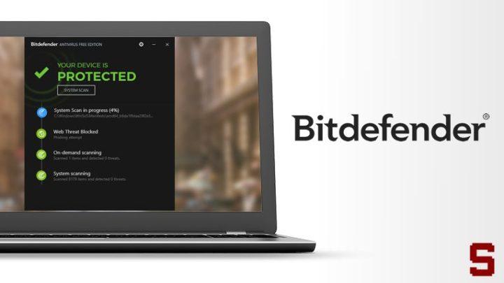 BitDefender Antivirus Free Edition | Protezione potente e leggera
