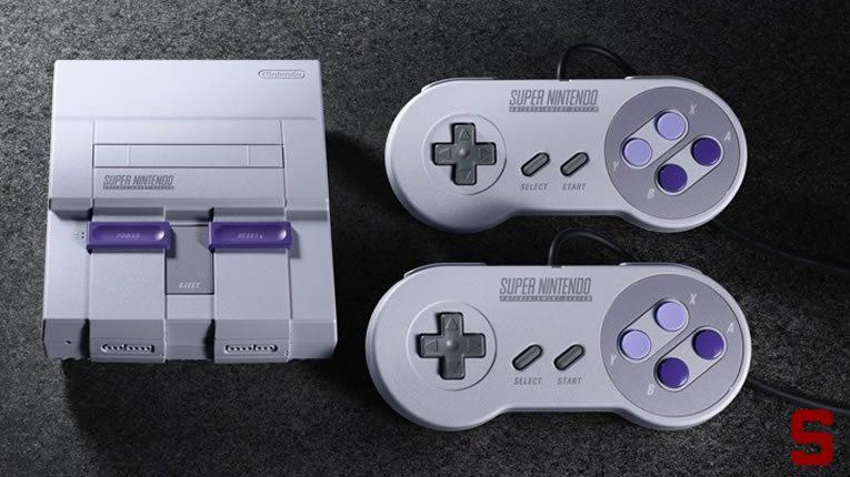 Nintendo | A Settembre in vendita lo SNES