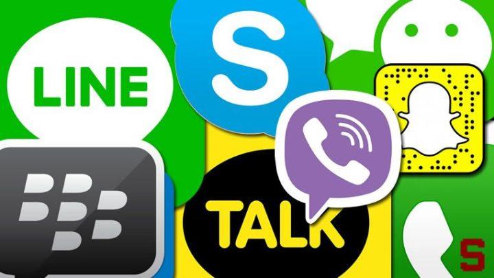 Classifiche 2017   Le app di messaggistica istantanea più utilizzate