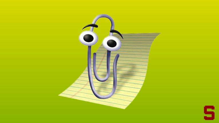 Clippy | La storica graffetta sbarca sul web!