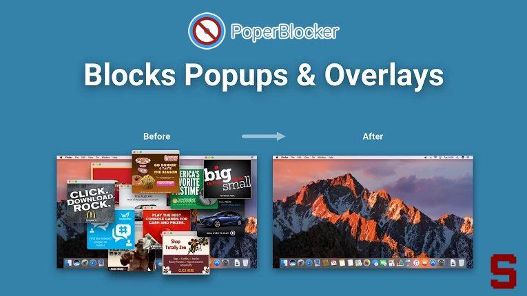 Poper Blocker   Addio pubblicità invadenti