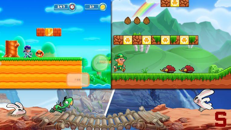 I migliori giochi piattaforma per iOS, Android e Windows phone