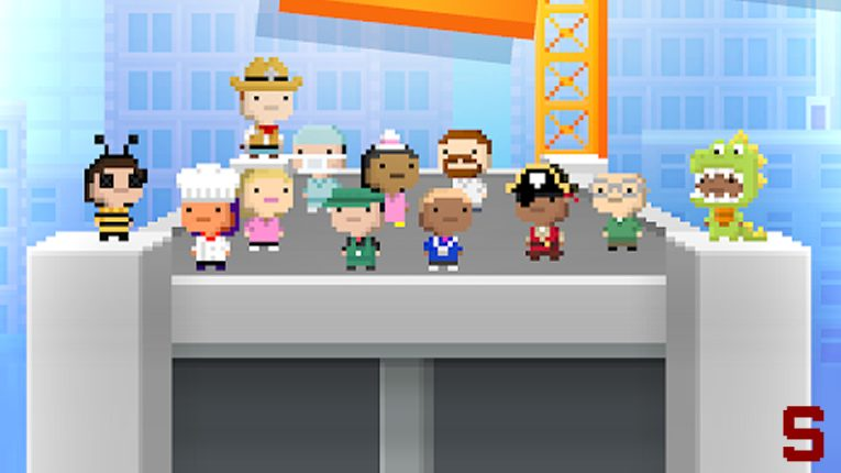Giochi da provare: Tiny Tower per iOs e Android
