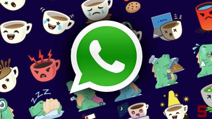Arrivano ufficialmente gli stickers su WhatsApp, ecco dove trovarli